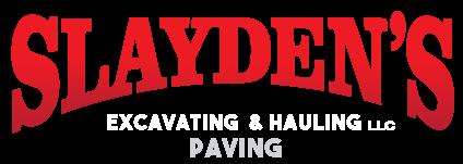 Slayden's Paving, Excavation and Hauling LLC