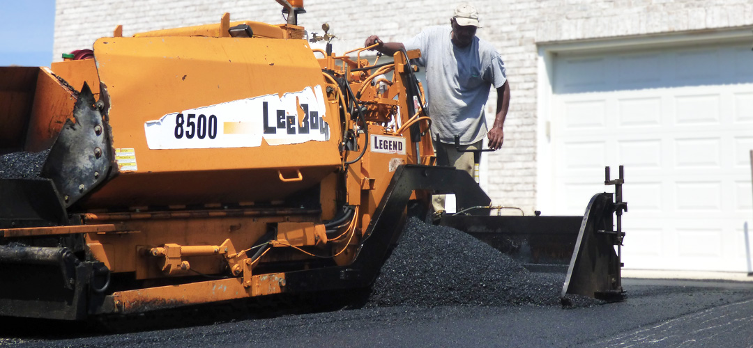 asphalt paving in easton md