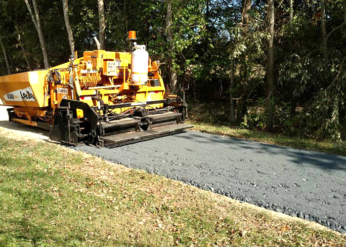 Whether you call it blacktop paving or asphalt paving, we can provide high quality paving solutions to fit your needs.