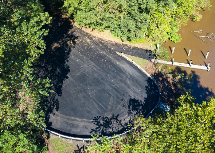 Commercial and residential asphalt paving in Easton, MD.